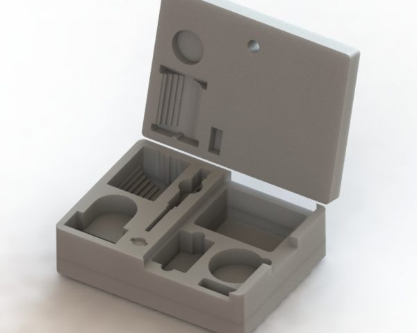 Custom Fitted Case Inserts