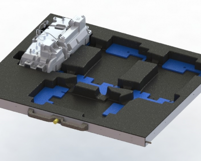 Automotive and Aerospace padding