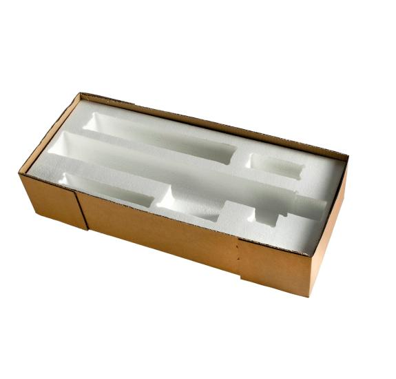 polystyrene packaging and manufacturing